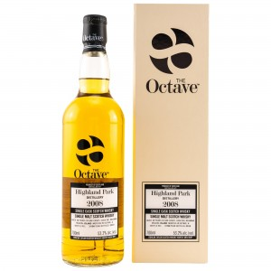 Highland Park 2008/2018 Single Cask No. 5019964 The Octave (Duncan Taylor)