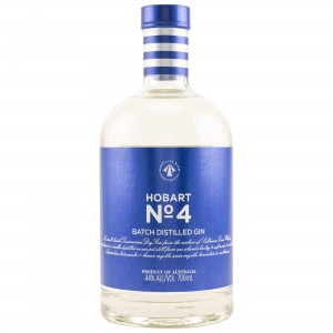 Hobart No. 4 Batch Distilled Gin (Sullivans Cove Distillery) (Australien)