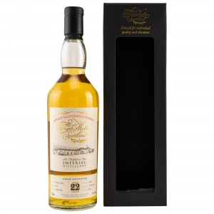 Imperial 1996/2018 22 Jahre Cask No. 873 (The Single Malts of Scotland)