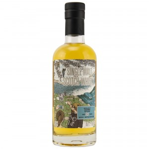 Inchgower 26 Jahre - Batch 1 (That Boutique-Y Whisky Company)