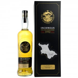 Inchmoan 1992 Vintage Release Peated