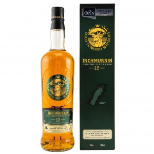 Inchmurrin 12 Jahre Loch Lomond Island Collection