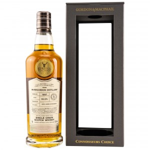 Invergordon 1997/2018 Single Grain Scotch Whisky Cask Strength (G&M Connoisseurs Choice)