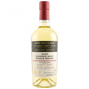 Blended Malt Islay The Classic Range (Alte Ausstattung Berry Bros and Rudd)