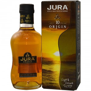 Isle of Jura 10 Origin (200ml)