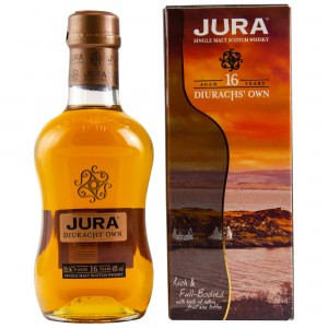Isle of Jura 16 Jahre Diurachs' Own - 200 ml