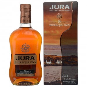 Isle of Jura 16 Jahre - Diurachs' Own