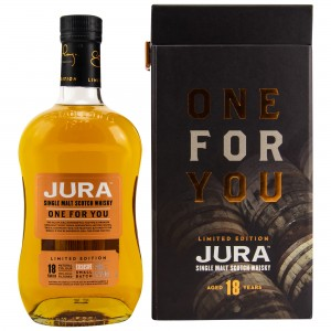 Isle of Jura 18 Jahre One for You