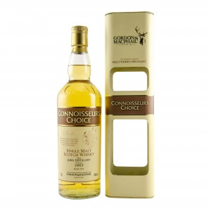 Isle of Jura 1997/2012 (G&M Connoisseurs Choice)