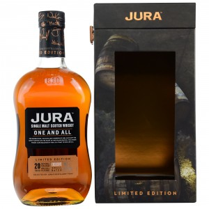 Isle of Jura 20 Jahre One And All