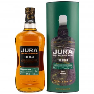 Isle of Jura The Road (Liter)
