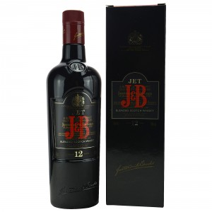 J&B 12 Jahre Blended Scotch Whisky