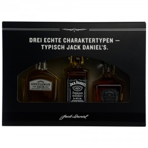 Jack Daniels Family Collection 3x5cl (USA)