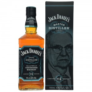 Jack Daniels Master Distiller Series No.4 (USA)