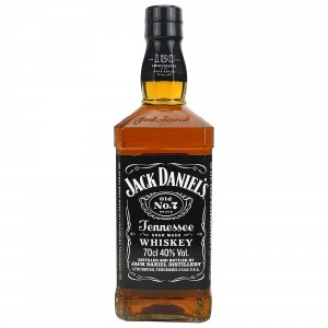 Jack Daniels Old No. 7 Tennessee Sour Mash Whiskey (USA)
