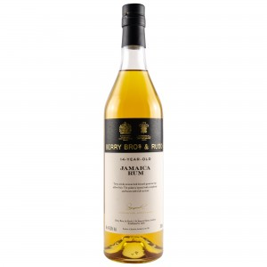Jamaica Rum 2003/2018 14 Jahre Single Cask No. 16 (Berry Bros and Rudd)