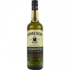 Jameson Caskmates - Aged in Craft Beer Barrels - Stout Edition (Irland)