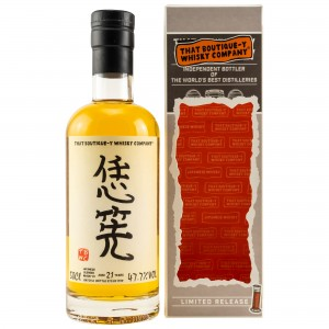 Japanese Blended Whisky #1 21 Jahre Batch 2 (That Boutique-y Whisky Company)