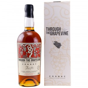 Tessendier Single Cask No. 97 Grand Champagne Cognac THROUGH THE GRAPEVINE