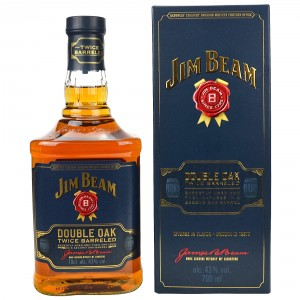 Jim Beam Double Oak - Twice Barreled (USA)