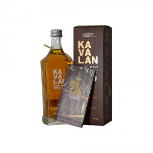 Kavalan Single Malt (Taiwan) (200ml)
