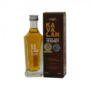Kavalan Single Malt (Taiwan) (Miniatur)