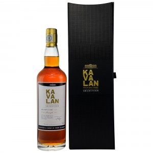 Kavalan Selection Brandy Cask - Cask No. A090620014 (Taiwan)