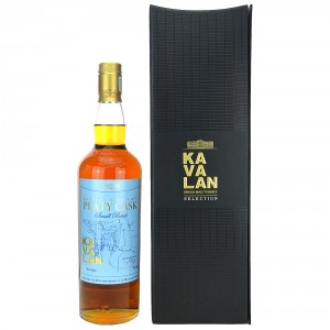 Kavalan Selection Peaty Cask Small Batch (Taiwan)