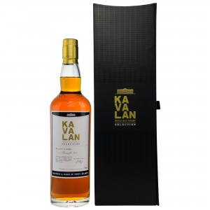 Kavalan Selection Peaty Cask Small Batch 57,8% (Taiwan)
