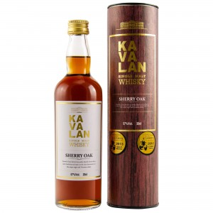 Kavalan Sherry Oak 200ml
