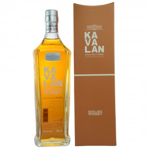 Kavalan Single Malt (Taiwan)
