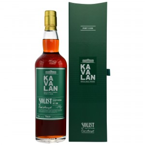 Kavalan Solist Port Cask 59,4%
