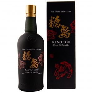 "KI NO ""TOU"" Kyoto Old Tom Gin"