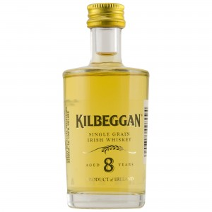 Kilbeggan 8 Jahre Single Grain (Miniatur)