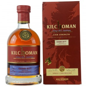 Kilchoman 2007/2017 - Oloroso Sherry Single Cask 417/2007