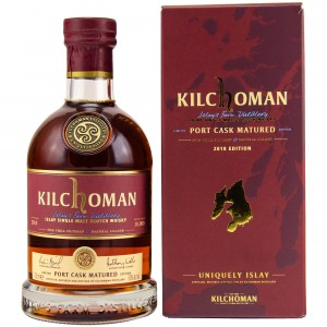 Kilchoman Port Cask Matured 2018 Edition