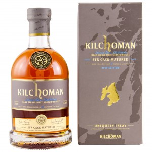 Kilchoman STR Cask Matured 2012/2019
