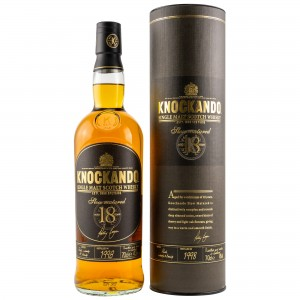 Knockando 18 Jahre Slow matured
