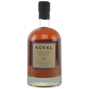 Koval Single Barrel Rye (USA: Rye)