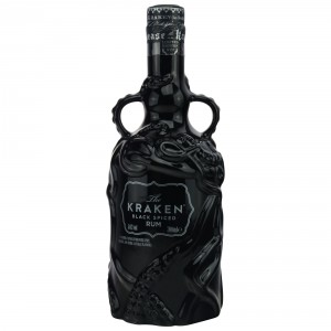 Kraken Black Spiced Rum Limited Black Edition (Trinidad und Tobago)