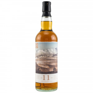 Old Pulteney 11 Jahre Sherry Cask Finish Cask Strength (whic Landscape of Taste)