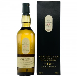 Lagavulin 12 Jahre Natural Cask Strength (2017)