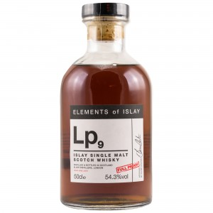 Laphroaig Lp9 (Elements of Islay)
