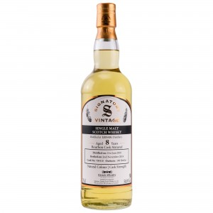 Ledaig 2010/2018 8 Jahre Single Cask Cask Strength (Signatory)