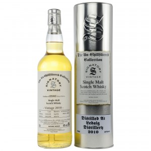 Ledaig 2010/2018 Casks No. 700391+700393 (Bourbon Barrels) (Signatory Un-Chillfiltered)
