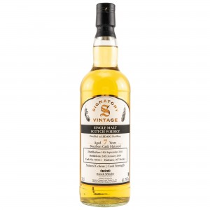 Ledaig 2011/2019 7 Jahre Single Cask Cask Strength (Signatory)