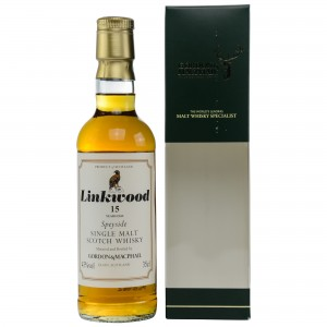 Linkwood 15 Jahre (350ml - G&M Distillery Label)