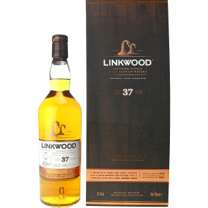 Linkwood 37 Jahre Cask Strength Special Release 2016