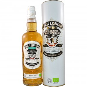 Loch Lomond 12 Jahre Organic Single Malt