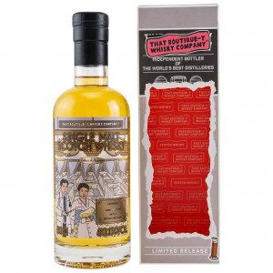Lochindaal 9 Jahre - Batch 1 (That Boutique-Y Whisky Company)